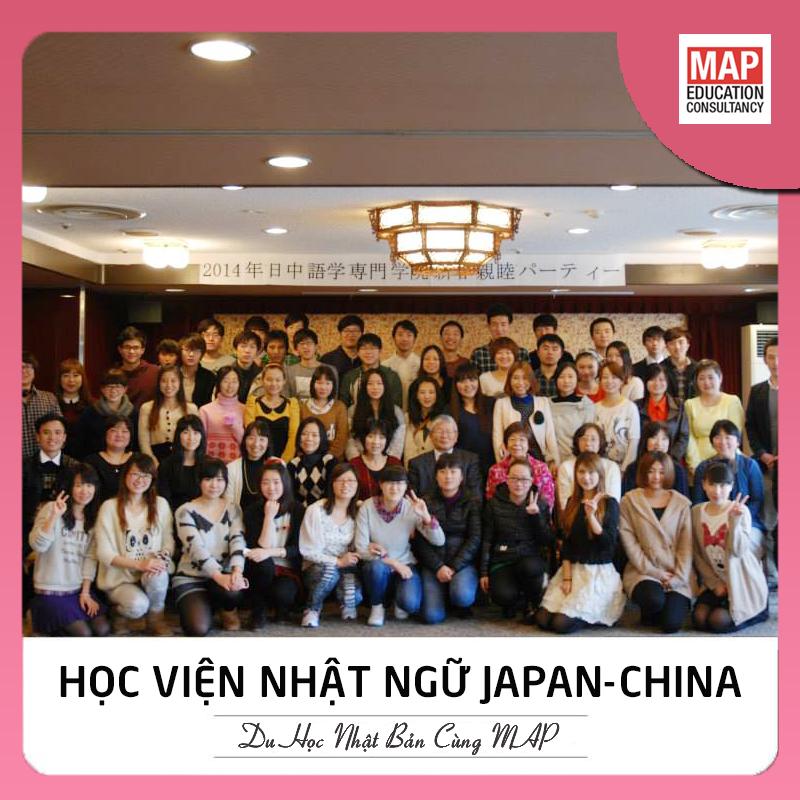 Học viện Ngôn ngữ Japan - China