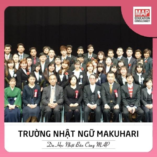 Một trong các trường Nhật ngữ uy tín ở Nhật Bản - Trường Nhật ngữ Makuhari