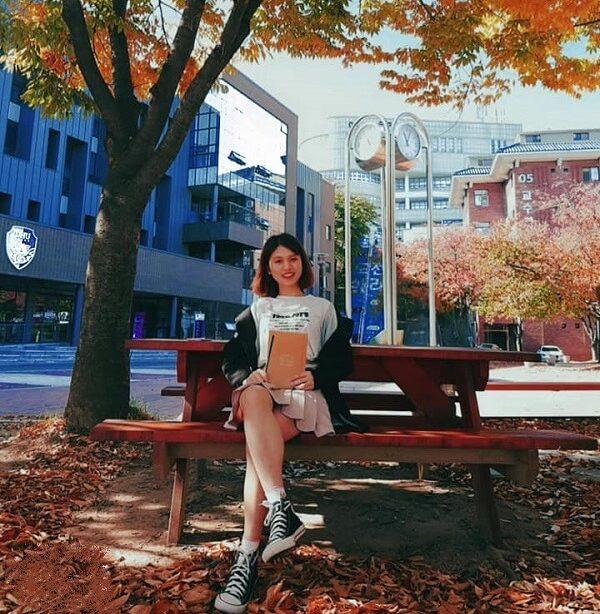 Bạn Nhung - Du học sinh MAP tại Daegu Haany University