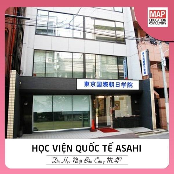 Nói đến các trường Nhật ngữ tốt ở Nhật Bản, không thể không đề cập đến Asahi Tokyo