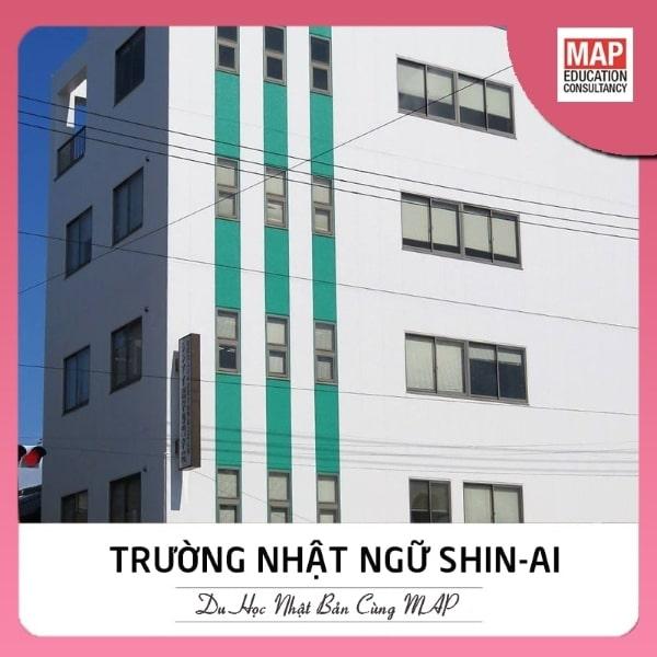 Shin-Ai là một môi trường học tập tốt trong Top trường Nhật ngữ tại xứ sở hoa anh đào