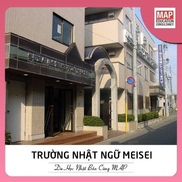 Top trường Nhật ngữ tại Nhật Bản - Trường Nhật ngữ Meisei