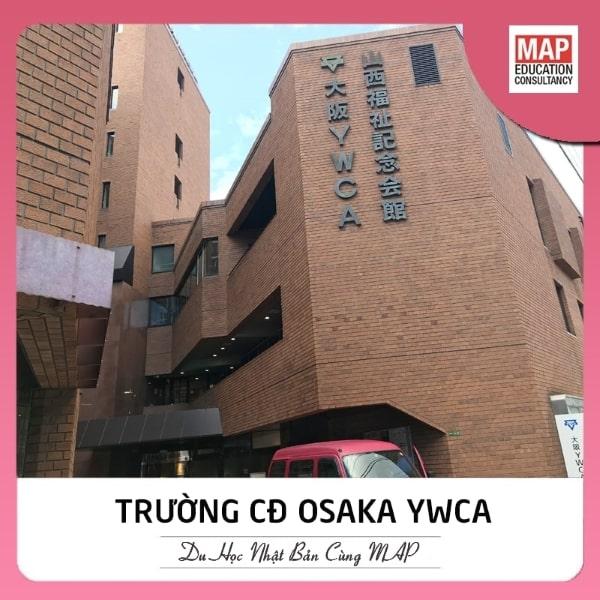 Top trường Nhật ngữ tốt nhất Nhật Bản - Osaka YWCA