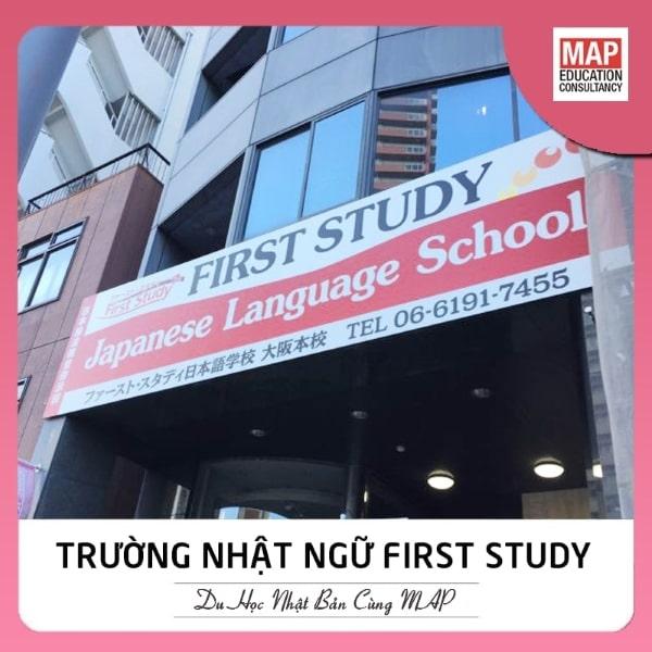Top trường Nhật ngữ tốt nhất Nhật Bản - Trường Nhật ngữ First Study
