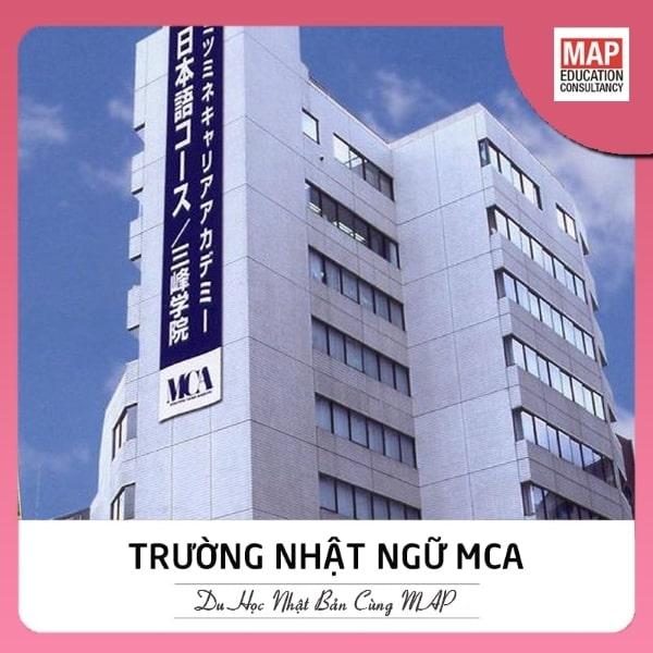Top trường Nhật ngữ tốt nhất Nhật Bản - Trường Nhật ngữ MCA