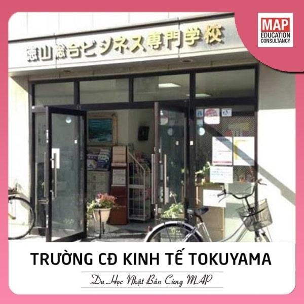 Top trường du học Nhật uy tín - Trường Cao đẳng Kinh tế Tokuyama