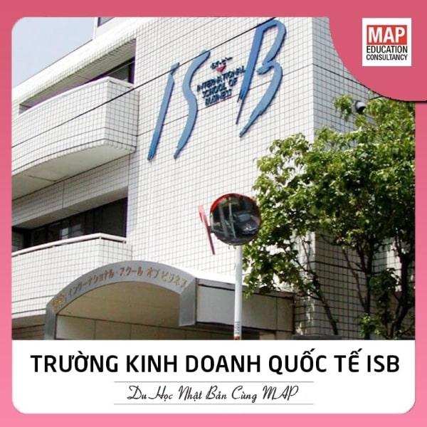 Trường ISB là một trong những nơi đào tạo du học cao đẳng nghề Nhật Bản uy tín