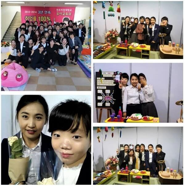 Trải nghiệm ẩm thực Hàn Quốc tại Jeonju Vision University