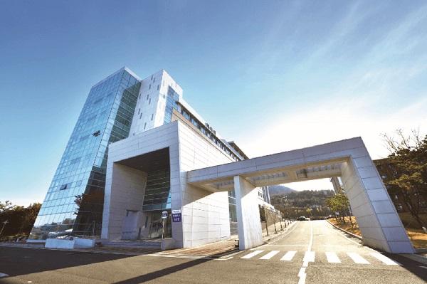 Cổng trường Daegu Haany Hàn Quốc