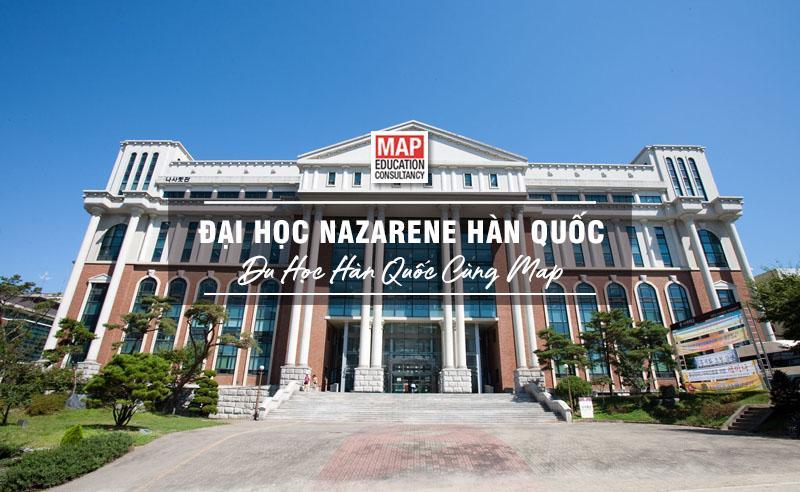 Cùng Du học MAP khám phá Đại Học Nazarene Hàn Quốc