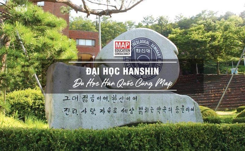 Cùng Du học MAP khám phá trường Đại Học Hanshin Hàn Quốc