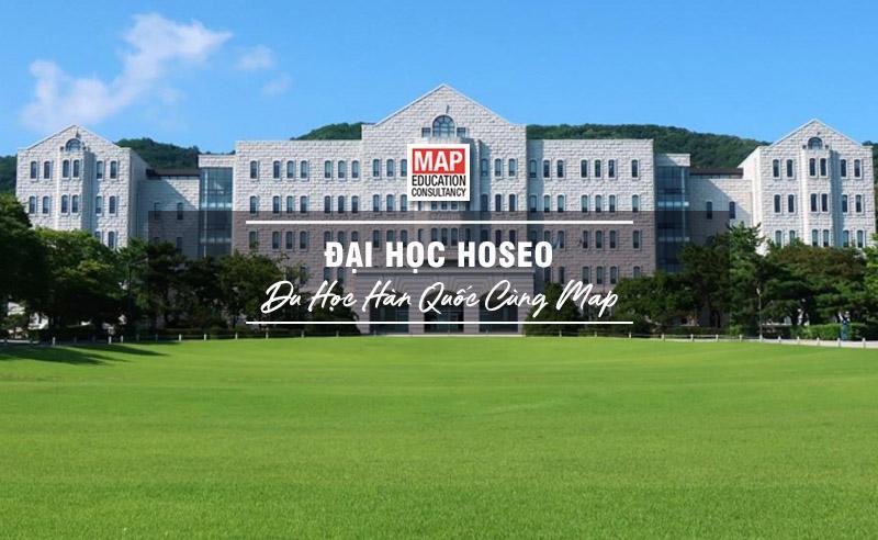 Cùng Du học MAP khám phá trường Đại Học Hoseo Hàn Quốc