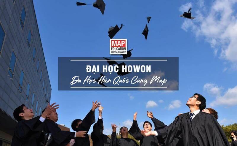 Cùng Du học MAP khám phá trường Đại Học Howon Hàn Quốc