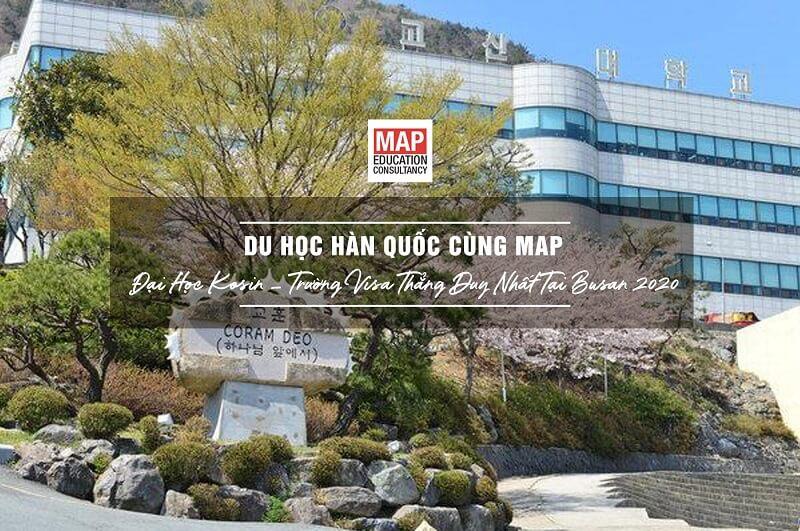 Du học Hàn Quốc tại Đại học Kosin