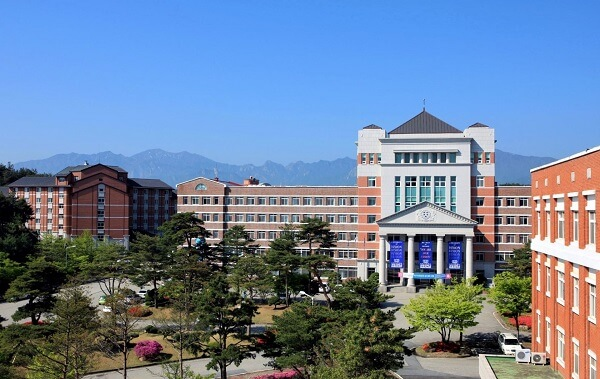 Khuôn viên KyungDong University