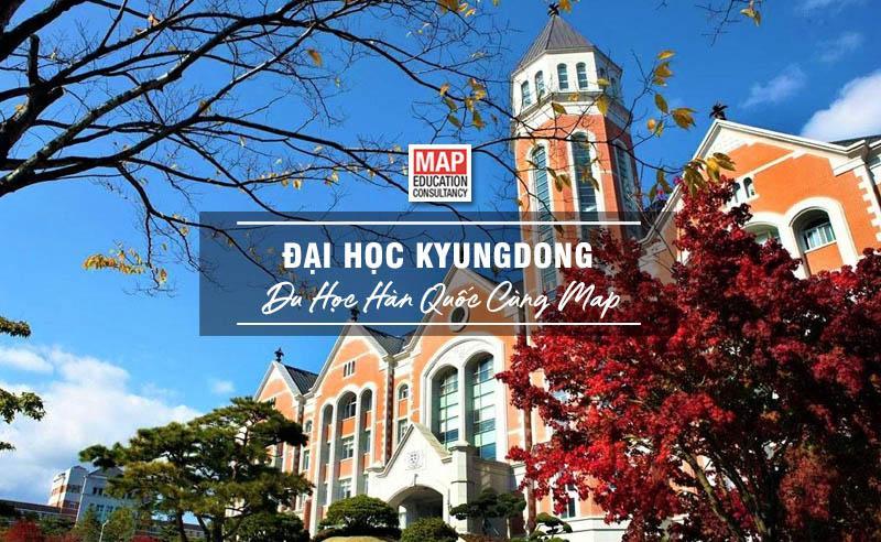 Cùng Du học MAP khám phá trường Đại Học KyungDong Hàn Quốc