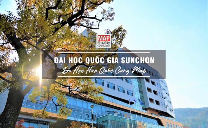 Cùng Du học MAP khám phá trường Đại Học Quốc Gia Sunchon Hàn Quốc