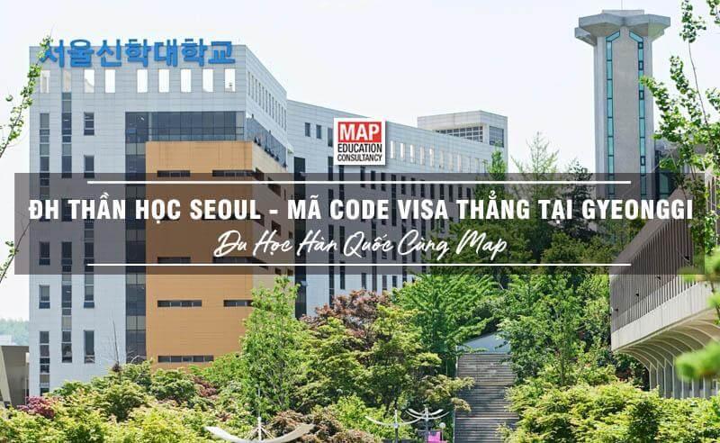 Đại Học Thần học Seoul – Trường Đại học cấp mã code visa thẳng tại Gyeonggi