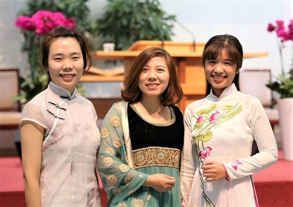 Lễ hội giao lưu văn hóa các nước tại Viện Nghiên cứu Thần học và Truyền giáo Châu Á