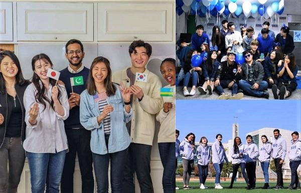HGU là Đại học giáo dục quốc tế đầu tiên của Châu Á