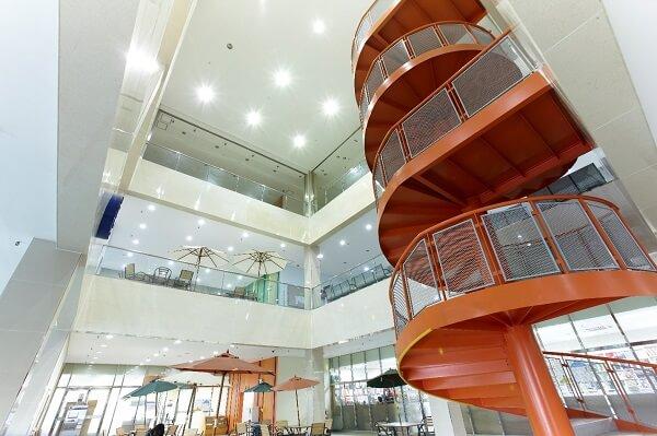 Cơ sở hạ tầng hiện đại tại ĐHQG Hankyong