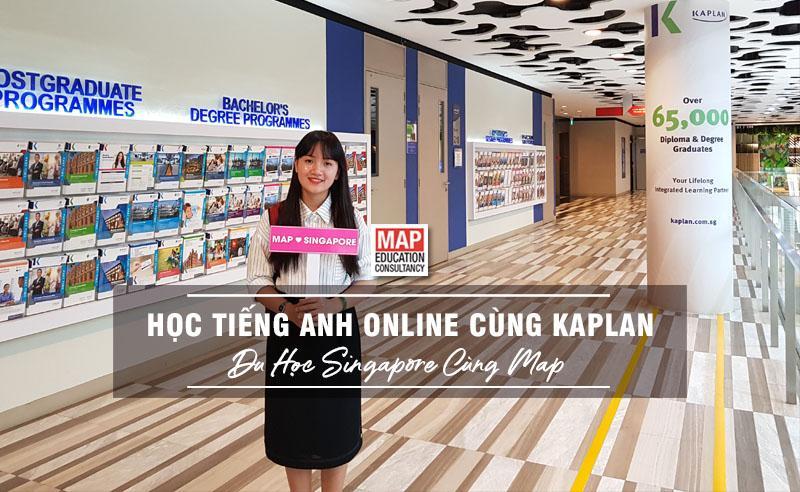 Chương Trình Tiếng Anh Online Tại Kaplan Singapore