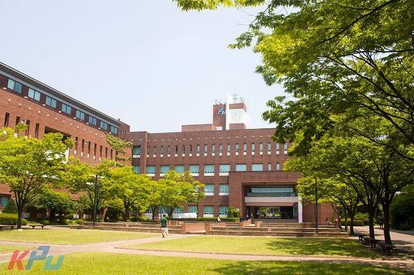 Học xá Korea Polytechnic University KPU