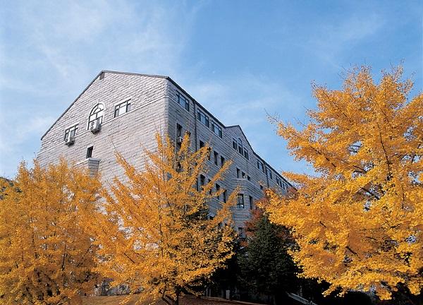 Trường Hoseo Hàn Quốc vào mùa thu