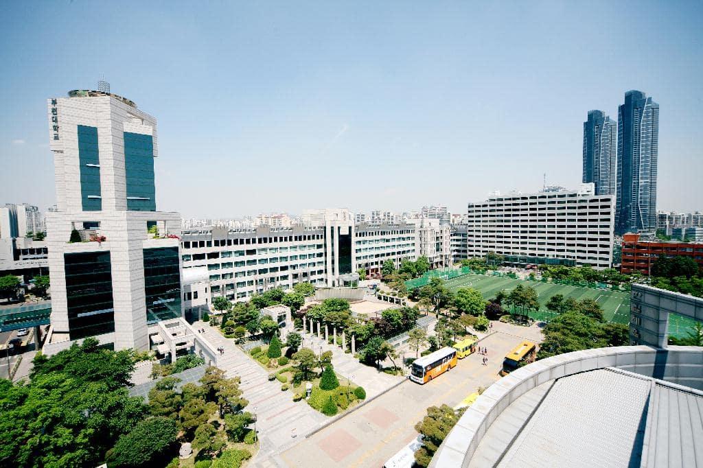 Đại Học Bucheon – Trường Gần Seoul Học Phí Tốt