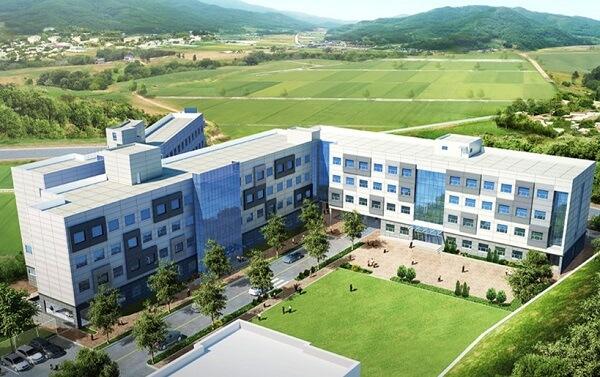 Tòa Ký túc xá tại Korea Aerospace University