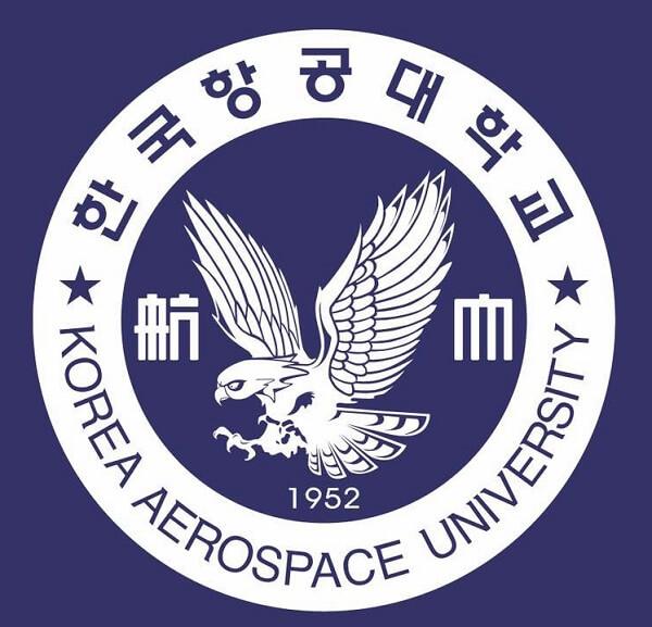 Logo trường ĐH Hàng không Vũ trụ Hàn Quốc - KAU
