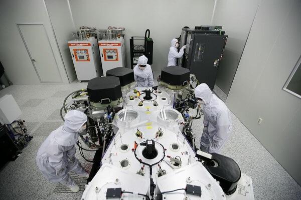 Phòng thí nghiệm tiêu chuẩn của trường