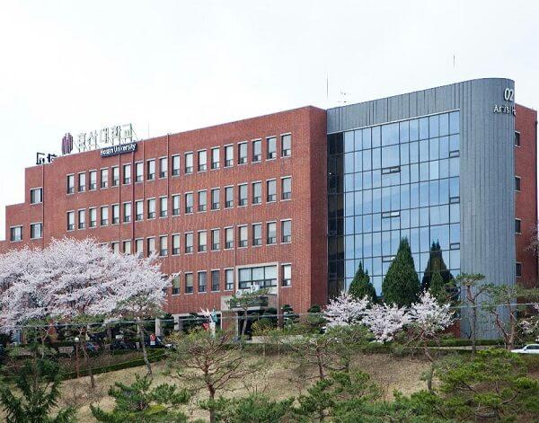 Toà Nghệ Thuật tại Hosan University