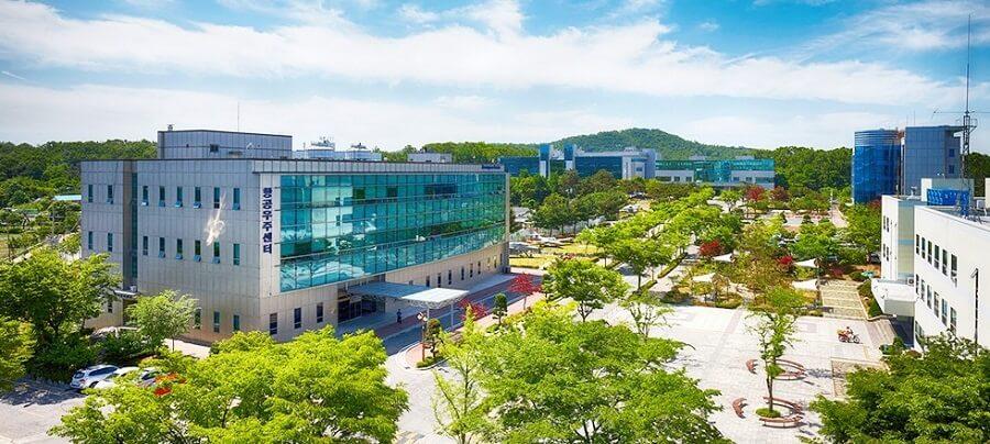 Toàn cảnh Korea Aerospace University