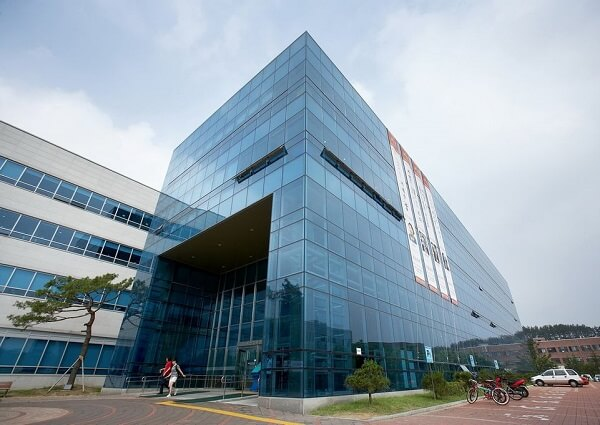 Tòa Trung tâm Thông tin Dasan - kiến trúc nổi bật của Koreatech