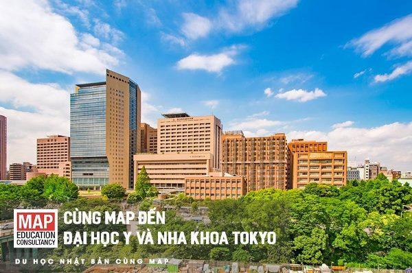 Đại học Y và Nha khoa Tokyo - Lựa chọn hàng đầu khi du học ngành y học tại Nhật Bản