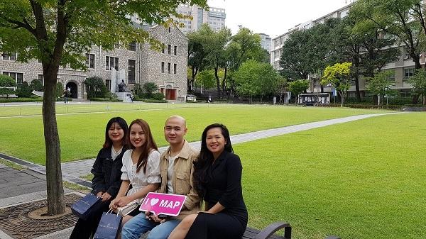 Du học MAPtại trường Đại học ChungAng