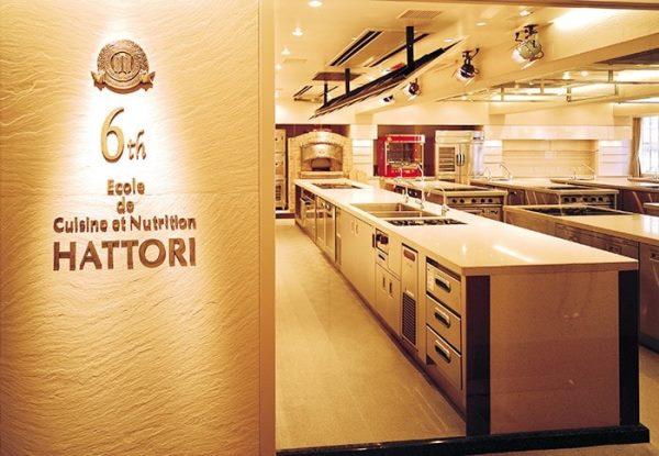 Tại Hattori, sinh viên sẽ được trải nghiệm văn hóa ẩm thực đa quốc gia