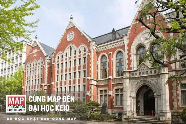 Du học Nhật ngành y học tại đại học Keio