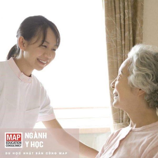 Nhật Bản là đất nước có tốc độ già hóa dân số cao nhất nhì thế giới
