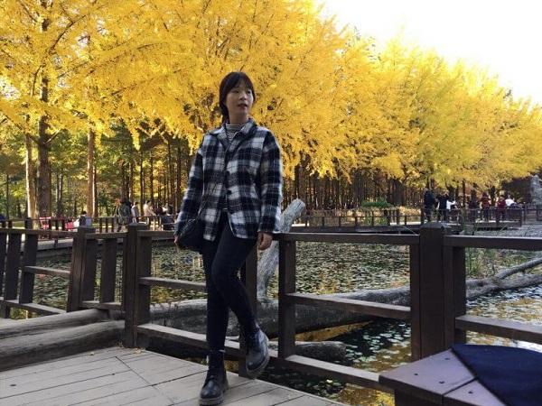 Bạn Giang Lê - sinh viên MAP tại Đại học Yonsei - TOP 3 trường đào tạo ngành Ngôn ngữ Hàn - Phiên dịch