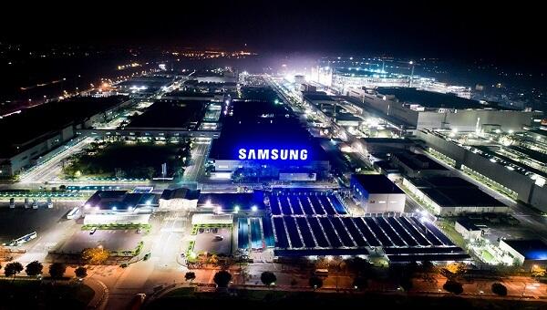Samsung đặt trụ sở và xây dựng nhiều nhà máy tại Việt Nam