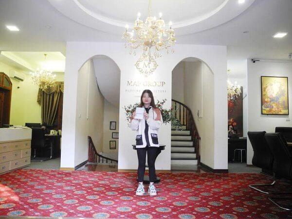 Sinh viên MAP nhận visa thẳng du học Đại học Chungwoon