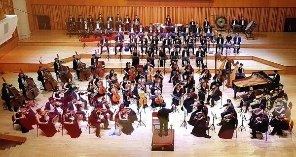 Sinh viên khoa nhạc cụ được học cách sử dụng đa dạng loại nhạc cụ biểu diễn