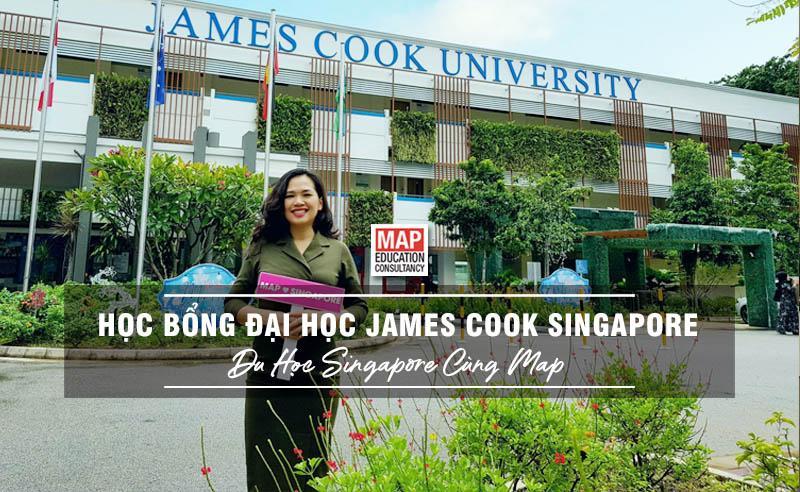Cập Nhật Chính Sách Học Bổng Đại Học James Cook Singapore Mới Nhất
