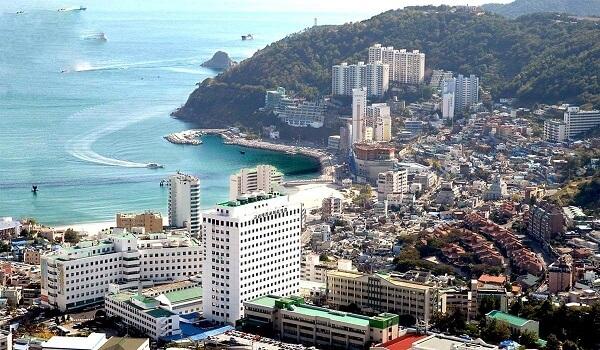 Đại học Kosin - trường mã code visa thẳng tại Busan