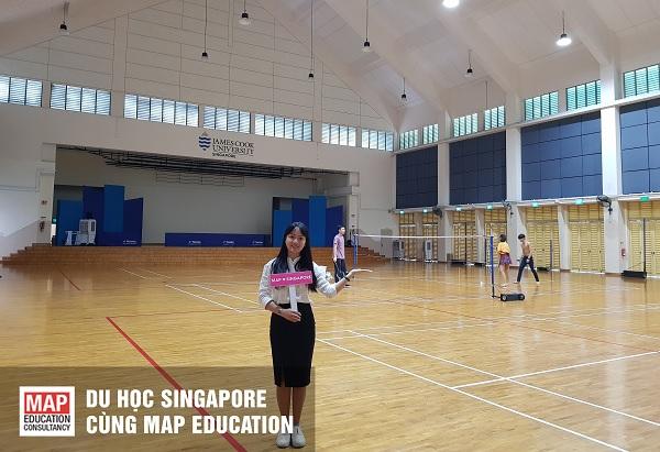 Học bổng đại học James Cook Singapore lên tới 100%