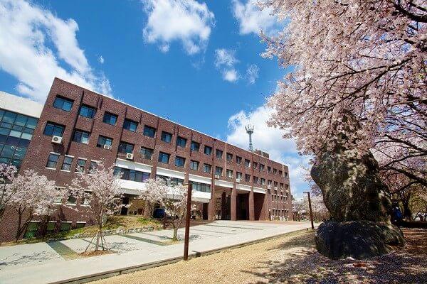 Khoa Kỹ thuật tại trường Daejeon Hàn Quốc