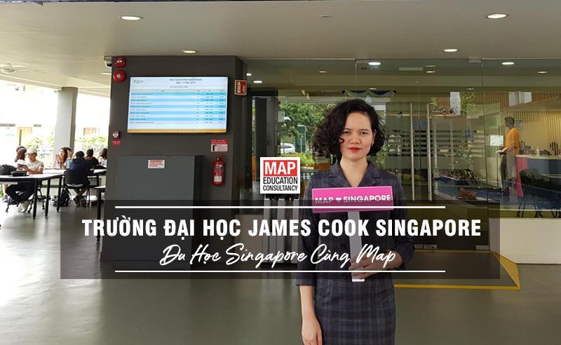 Trường Đại Học James Cook Singapore - Ngôi Trường Số 1 Singapore Về Tâm Lý Học
