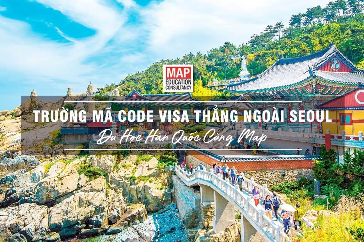 Du học Hàn Quốc cùng MAP với chi phí hợp lý, visa an toàn, bay nhanh